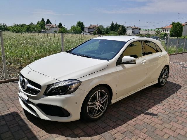 2016  Mercedes-Benz A 250 Premium