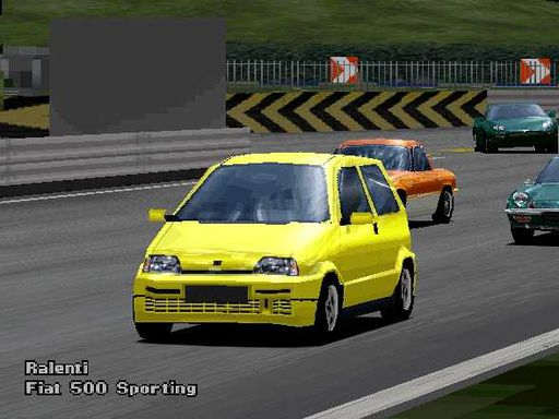 Fiat Cinquecento Sporting [170]