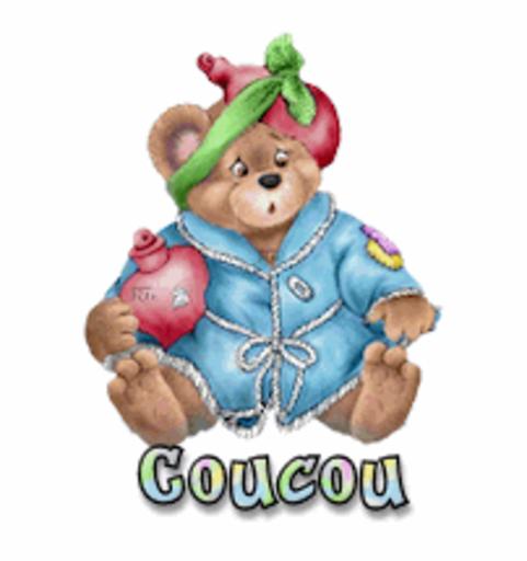 Coucou - BearGetWellSoon