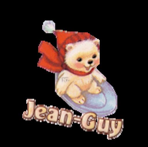 Jean-Guy - WinterSlides