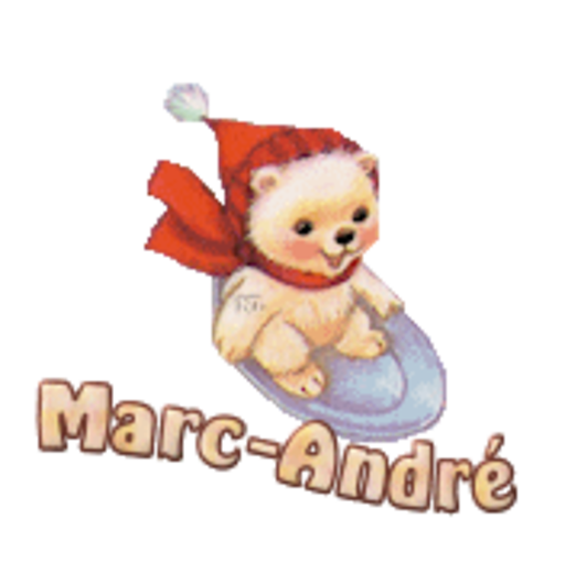 Marc-Andre - WinterSlides