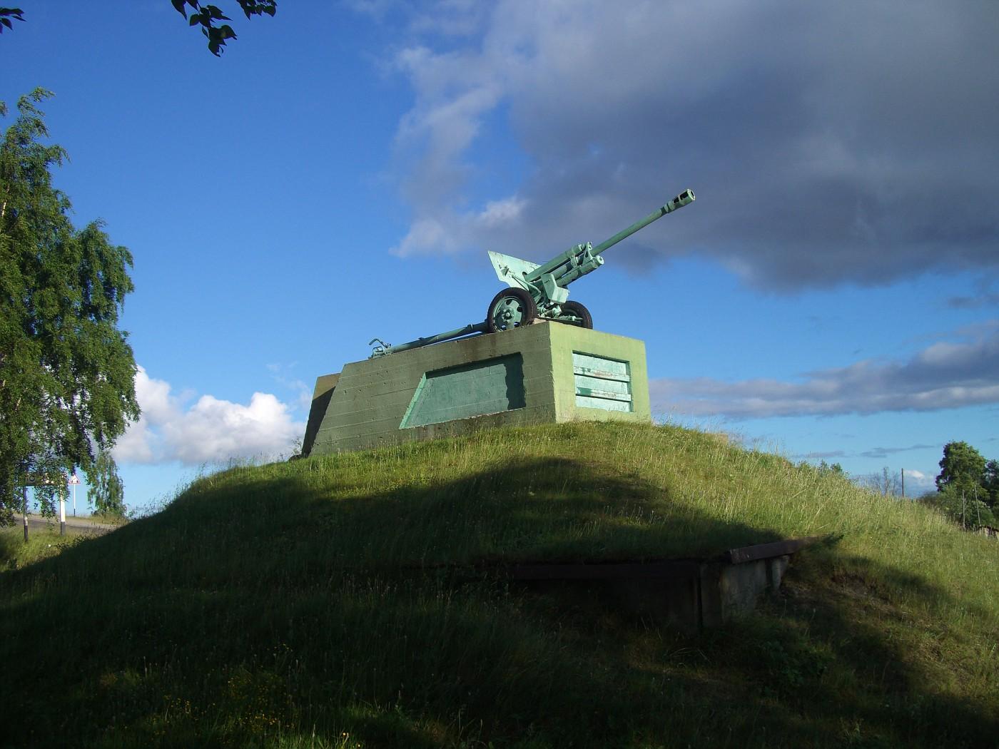 Denkmal in Povenec