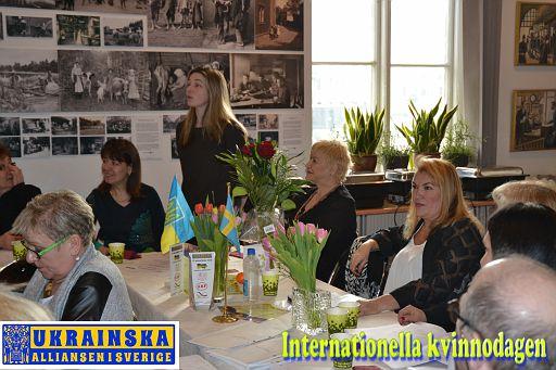 2018.03.10. Internationella kvinnodagen på Emigranternas Hus