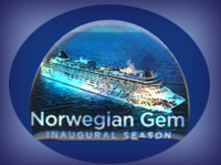 Norwegian Gem Logo