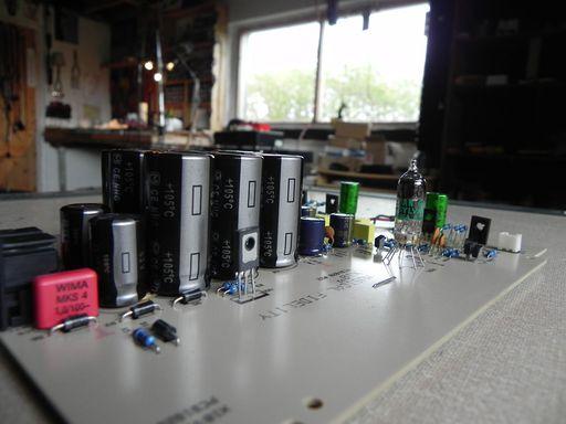 Musical Fidelity X-10V3 tweaks / mods