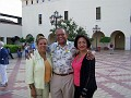 Ms Rosie Gordon-Wallace, Professor Jean-Claude Garcia- Zamor and Rachel Moscoso Denis