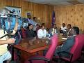 State Rep. Yolly Roberson, Andre Pierre, Esq, Dr. Serge Alexandre, Dr. Smith Joseph, Councilman Philippe Desroses