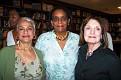 "Florence Bellande Robertson, Leonie Hermantin ""Lambi Fund"" executive director, Suzanne Delehenty."