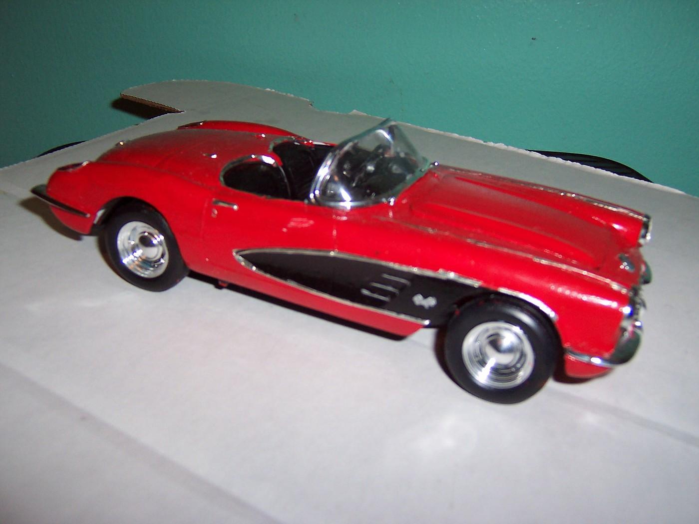 #091 1960 Corvette