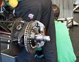 540 Au brake rotor