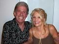 "Winners of the ""Happiest Couple"" award"