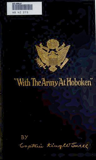 WITH THE ARMY AT HOBOKEN - 000 COVER 1
