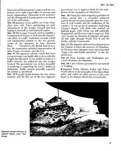 WORLD WAR II ALMANAC - PAGE 005