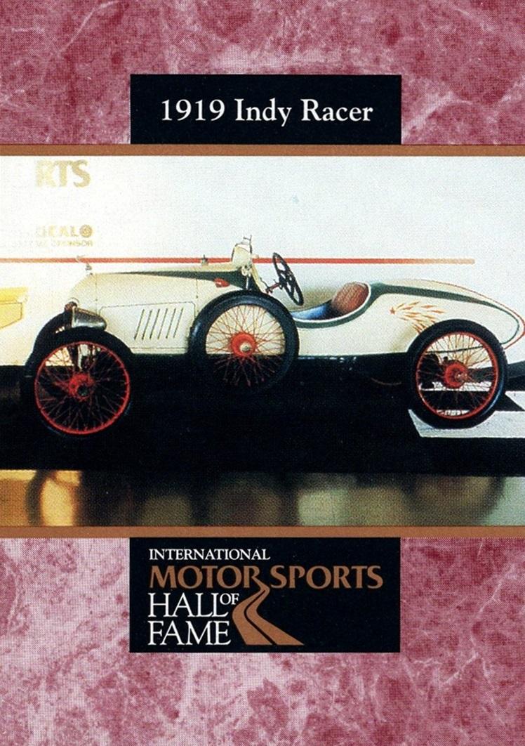 1992 Maxx International Motorsports Hall of Fame #35 (1)