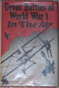 Great Battles of World War I in the Air