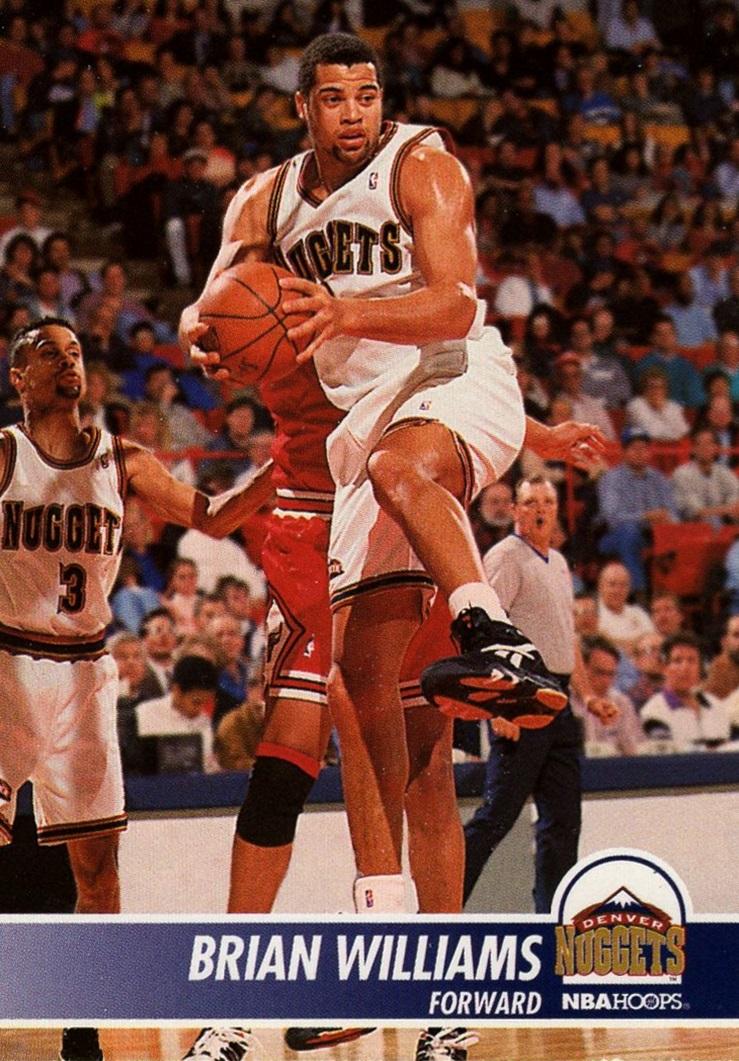 Error 1994-95 Hoops #054