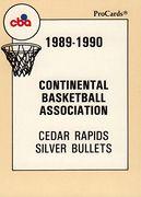 1989-90 ProCards CBA #179 (1)
