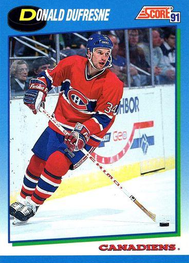 1991-92 Score Canadian #392 (1)