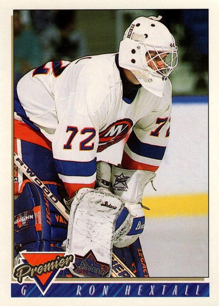 1993-94 Topps Premier #468 (1)
