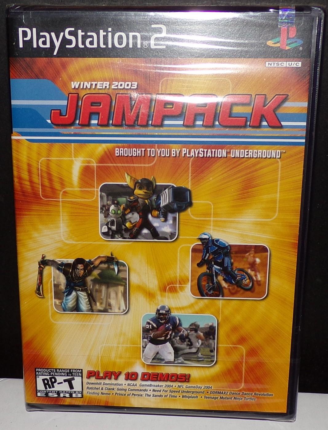 Jam Pack Winter 2003