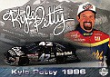 Action 1996 Kyle Petty Protest