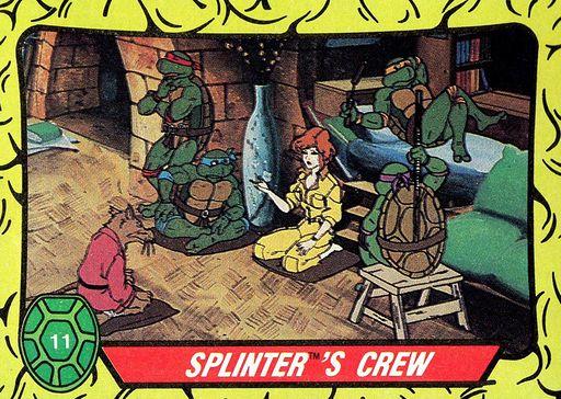 1989 Teenage Mutant Ninja Turtles #011 (1)
