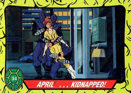 1989 Teenage Mutant Ninja Turtles #034 (1)
