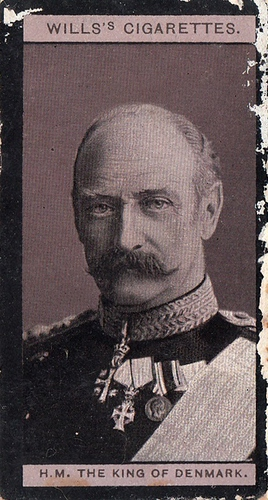 1908 Wills European Royalty #041 (1)