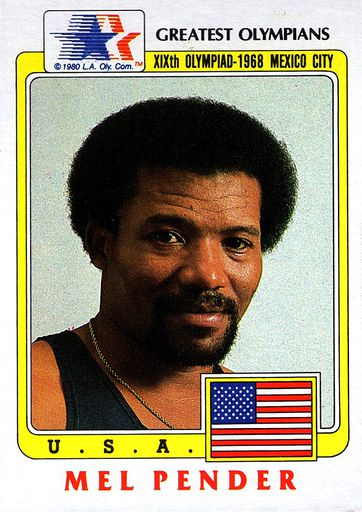 1983 Topps Greatest Olympians #65 (1)