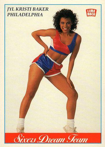 1991 Lime Rock Cheerleaders #029 (1)