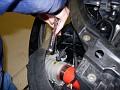 Removing passenger side SMIC