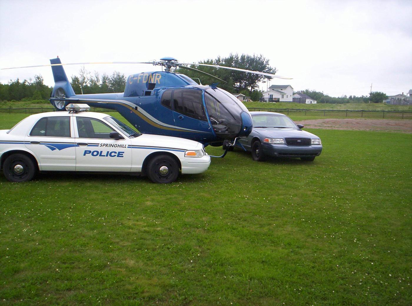 NS - Springhill, Nova Scotia Police