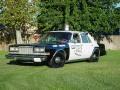 1986 Plymouth Gran Fury- OK Hwy Patrol