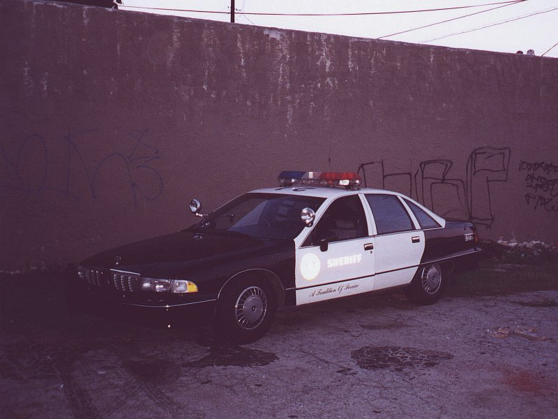 CA - Los Angeles County Sheriff