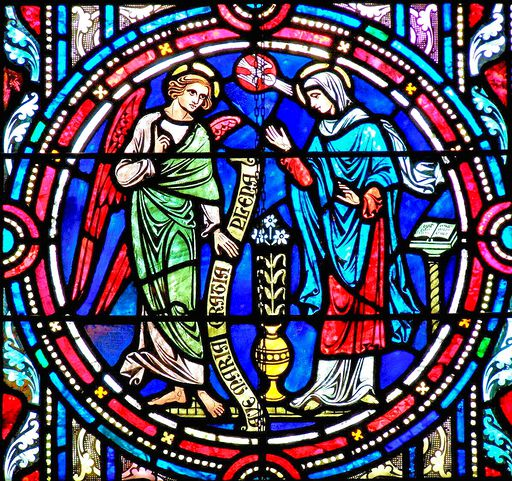 SAINTS PETER AND PAUL CHURCH - STAINED GLASS - 18