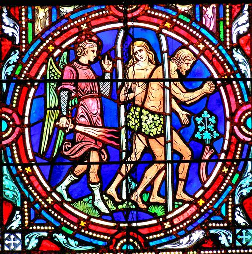 SAINTS PETER AND PAUL CHURCH - STAINED GLASS - 19