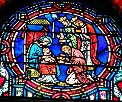 SAINTS PETER AND PAUL CHURCH - STAINED GLASS - 25