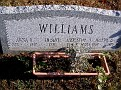 SCOTLAND - NEW SCOTLAND CEMETERY - WILLIAMS - 02