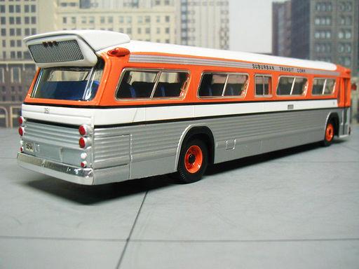 Suburban Transit Corp. New Brunswick New Jerse