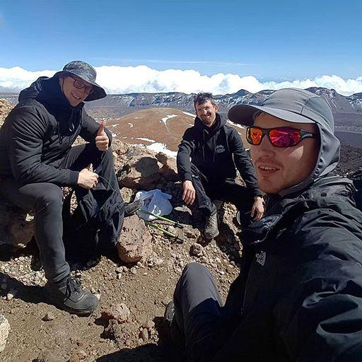 Reunion Camp - Vulcano Teide