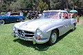 1959 Mercedes-Benz 190 SL roadster with removable hardtop  owned by Nelson Jones DSC 6996