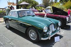1957 Aston Martin DB 2-4 MK II fixed head coup owned by Paul Colony DSC 1863