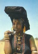 Niger - Bororo Woman PE