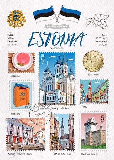 ESTONIA WT
