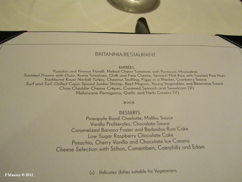 Britannia Rest Dinner 12 Jan 20120112 001