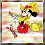 Minnie as witchTJimmy