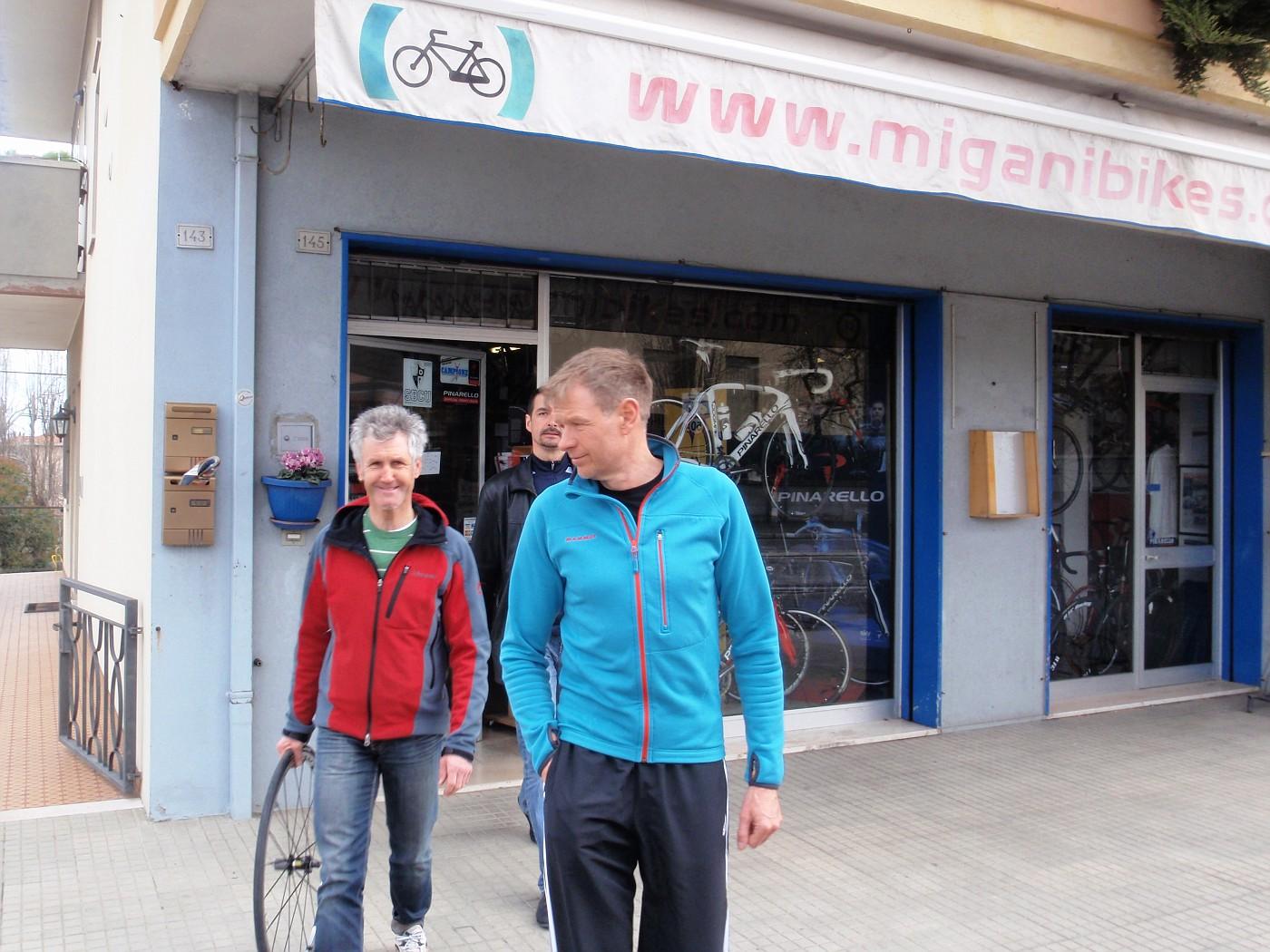 Bike Shop Migani