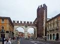 Verona city gate