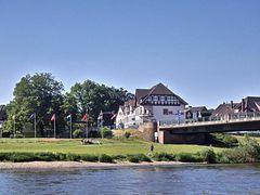 Weserbrücke Bodenwerder