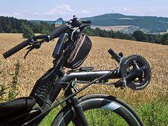 Der Weizen wartet auf den Mähdrescher